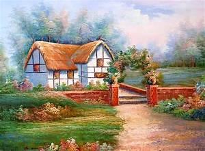 Maison à La Campagne : belle maison de campagne une maison a la campagne ~ Melissatoandfro.com Idées de Décoration
