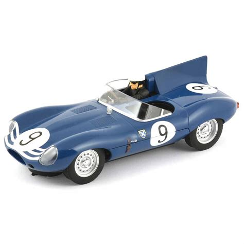 Scalextric Jaguar D-type Nurburgring 1000km 1957 (c3730