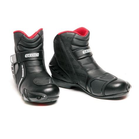 motorcycle shoes for sale sedici sedici rapido motorcycle boots 11 black for sale