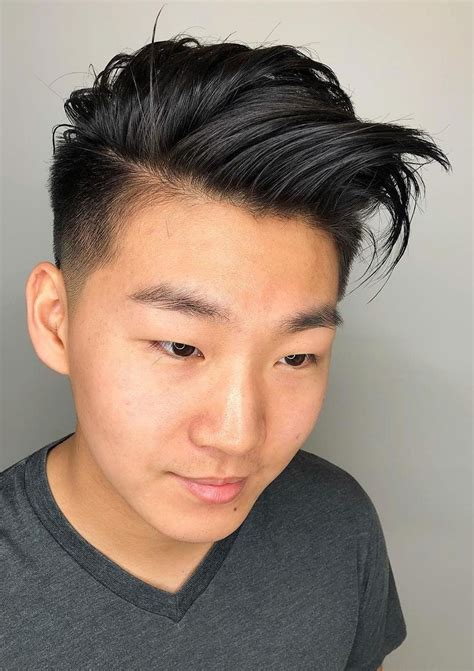 Hairstyles For Asian Boys by The Greatest Asian Boy Hairstyles Wavy Haircut