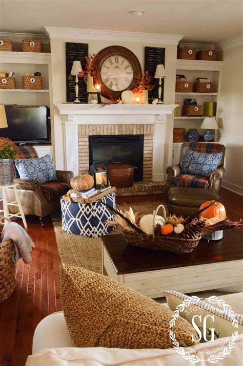 gorgeous fall decorating ideas  transform  interiors