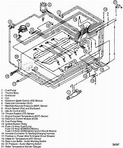 Diagram  2001 Mercruiser 5 0 Wiring Diagram Full Version