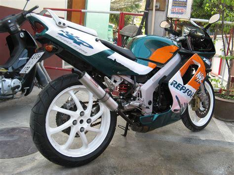 Modified Honda Nsr 150 Sp Repsol Pro Arm 1996