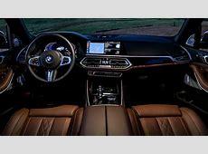 2019 BMW X5 30d 40i interior 9 Motortrend