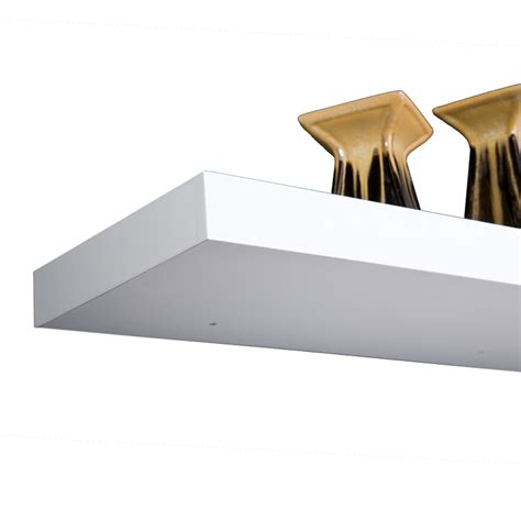 36 inch floating shelf chicago white floating shelf 36 quot en7363 3878