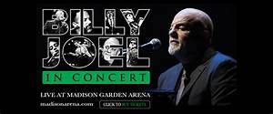 Square Garden Seating Chart Billy Joel Billy Joel Tickets 19th December Square Garden