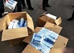 新冠肺炎:警檢逾460萬個偽劣口罩 值660萬人民幣12人被捕|即時新聞|兩岸|on.cc東網