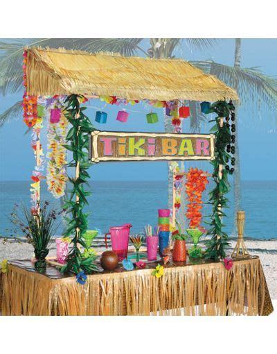 Tiki Bar Hut City by Tiki Bar Hut City Luau Tiki