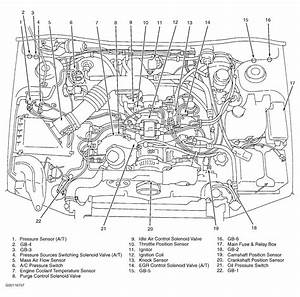 2004 Subaru Forester Engine Diagram