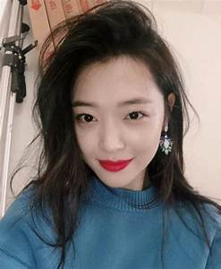 Sulli Updates Instagram With Cheerful Photos Following ...