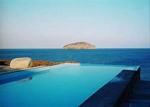 Piscine A Débordement : piscine d bordement comment a marche marie claire ~ Farleysfitness.com Idées de Décoration