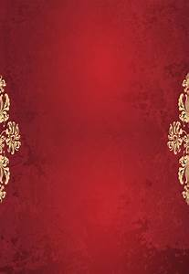 Red, Invitation, Background, Material