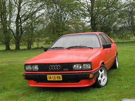 1985 Audi Gt Coupequick Rim Job Retro Rides