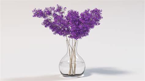 flowers in vase flower vase renders