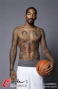 J.R. Smith Tattoos