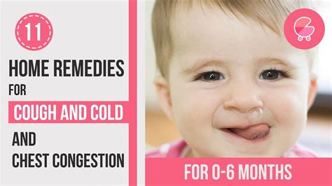 treat cough cold at home remedies for 0 6 months