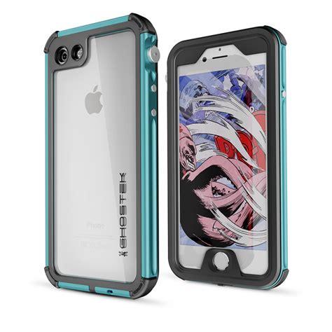 iPhone 7 Waterproof Case, Ghostek Atomic 3 Series Drop Shockproof Aluminum Metal