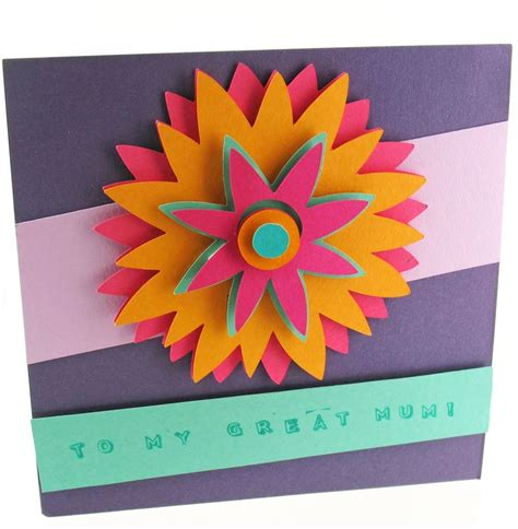 mothers day cards handmade for kids mothers day card ideas