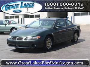1998 Pontiac Grand Prix 2 Dr Coupe Gt For Sale In Meskegon