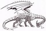 Razorwhip Dragon Razor Coloring Pages Whip Glance Template Deviantart Httyd Outline Rtte Templates Wind Refuge Explore Butterflies Lineart Deviant Scalebound sketch template