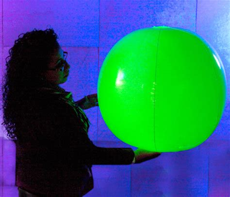 large light up balls coolglow net glow party supplies led novelty glow