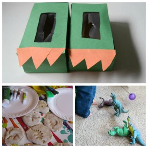 the big list of dinosaur crafts and activities for 662 | dinosaur activities square 600 x 600