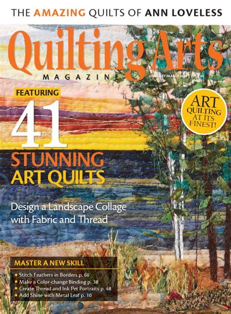 quilting arts digital magazine discountmagscom