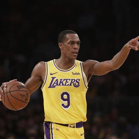 Lakers News: Rajon Rondo 'Absolutely' Wants Return to LA ...