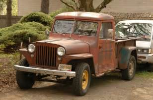 1948 Willys Jeep Pickup Truck for Sale