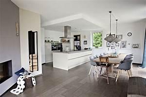 Küchen Ideen Bilder : offene k chen ideen bilder ~ Indierocktalk.com Haus und Dekorationen