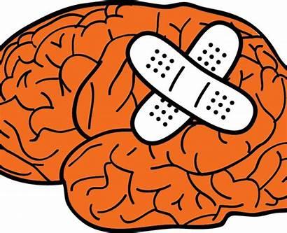 Mental Health Clipart Brain Transparent Support Webstockreview