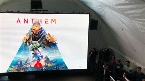 New Anthem Artwork Teased By Bioware