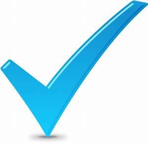CHECK ICON LIGHT BLUE | SVG(VECTOR):Public Domain | ICON ...