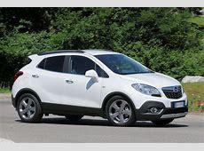 Prova Opel Mokka scheda tecnica opinioni e dimensioni 14
