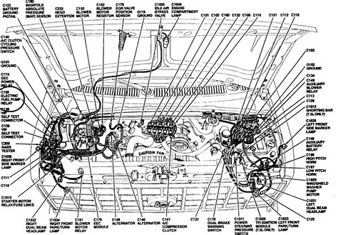 1994 ford e350 wiring diagram