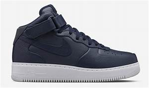 NikeLab Air Force 1 Mid Leather