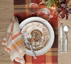 dinnerware table settings pottery barn
