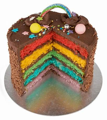 Rainbow Cake Chocolate Layer Cakes Delivered Bakery