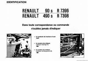 Controle Technique Ploemeur : livret entretien renault 90s 490s ~ Nature-et-papiers.com Idées de Décoration