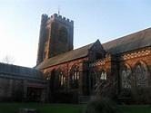 Church of St Mary, Dalton-in-Furness, Cumbria