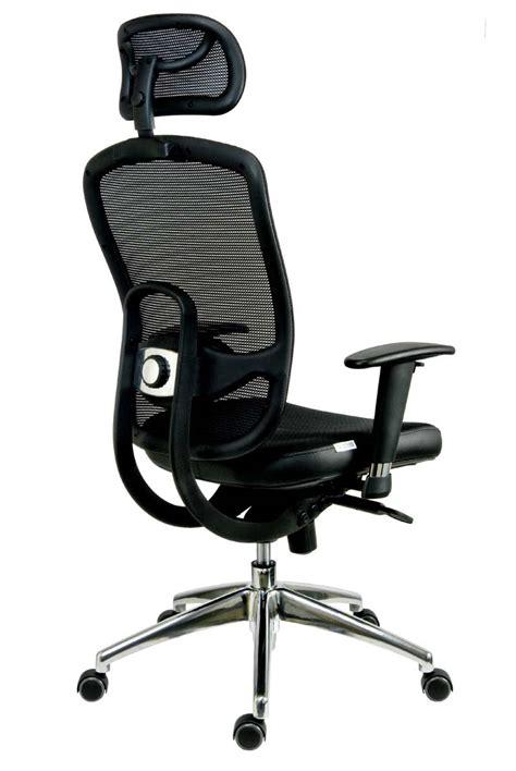 fauteuil ergonomique bureau fauteuil ergonomique avec soutien lombaire fauteuil avec