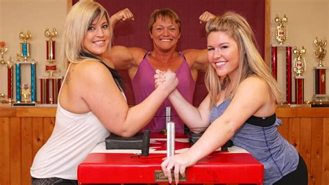 Meet Canada's Strongest Arm Wrestling Family - FlyHeight
