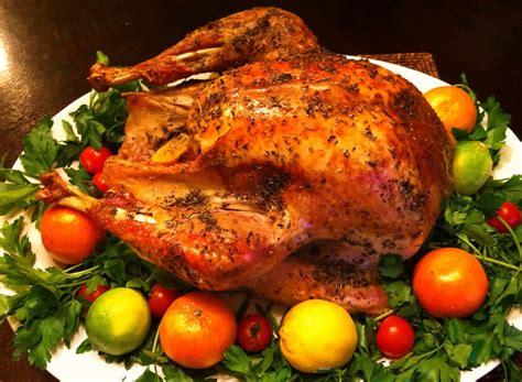 a simple roast turkey recipe dishmaps