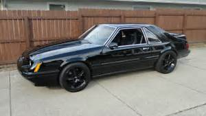 CLEAN FOX BODY FORD MUSTANG for sale: photos, technical specifications, description
