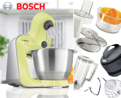 Bosch Mum5 Styline Kitchen Machine
