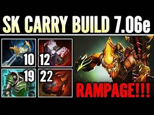 12Min Basher Echo Sabe SAND KING Carry Build By Kingrd