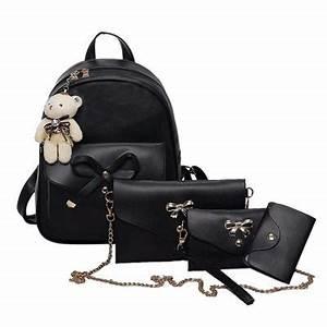 Newborn Color Chart 3pcs Set Small Women Backpacks Female 2017 School Bags For