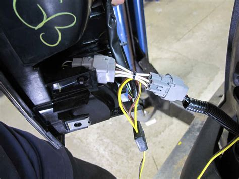 Toyota Tacoma Custom Fit Vehicle Wiring Tekonsha
