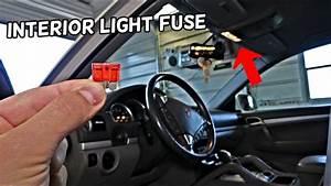 Fuse Box On 2005 Porsche Cayenne