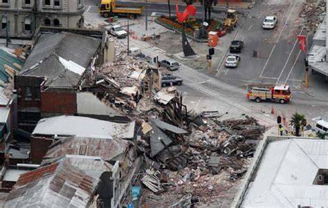christchurch earthquakes of 2010 11 new zealand